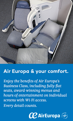 Air Europa – Skyscraper