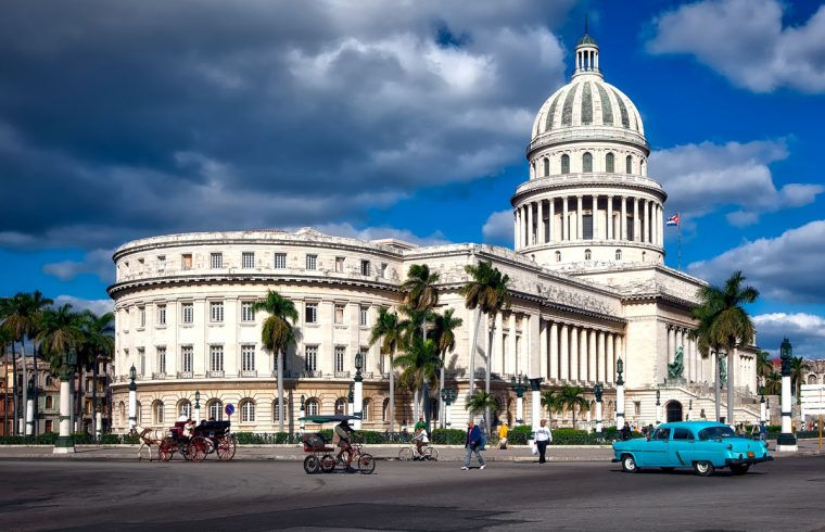 Cuba added to travel corridors list meaning no quarantine for travellers