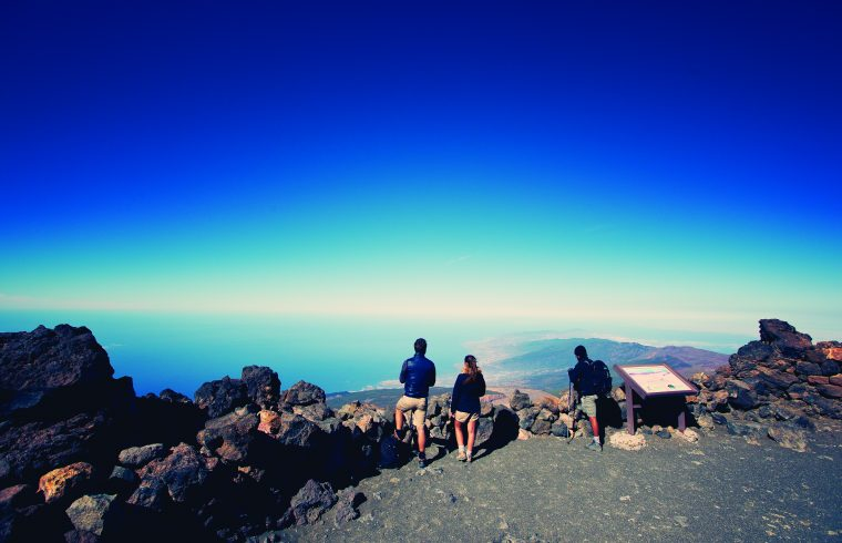 Hiking in the Canary Islands